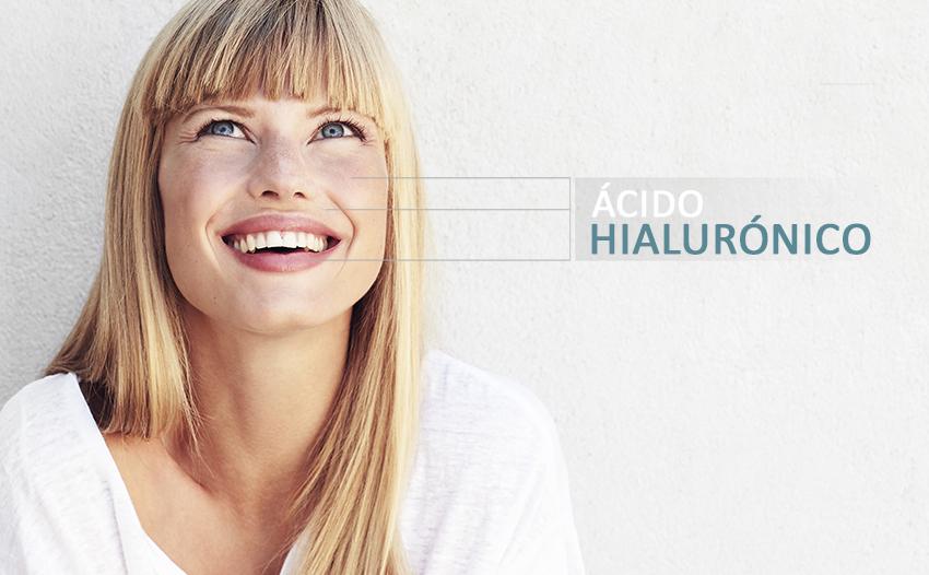 Sonrisas para enmarcar gracias al ácido hialurónico