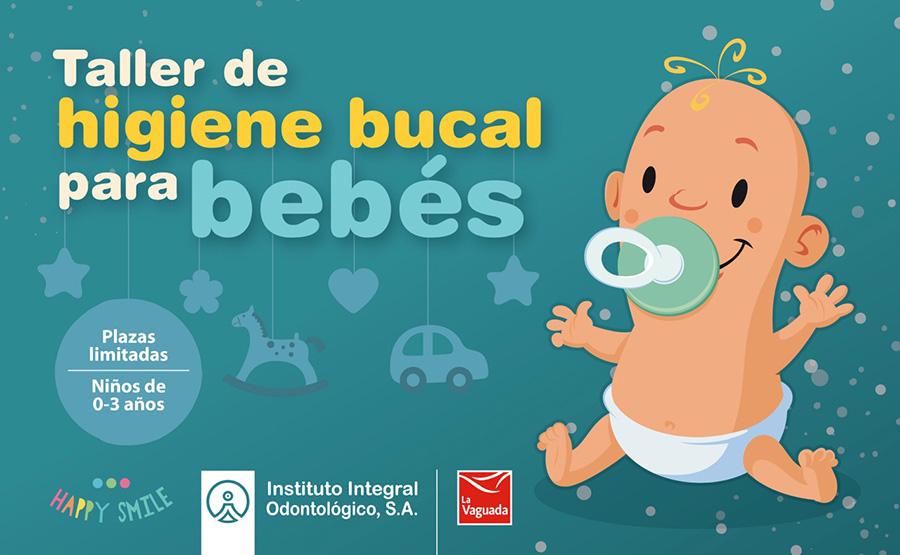 Taller de Higiene bucal para bebés – 27 de mayo de 2018