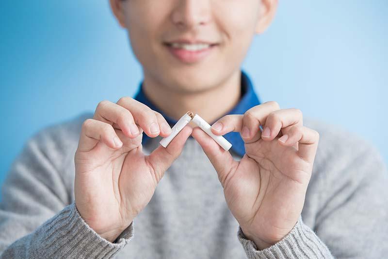 Tabaco: ¿quieres dejar de fumar?