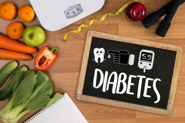 Cuál es la relación entre diabetes y salud bucodental